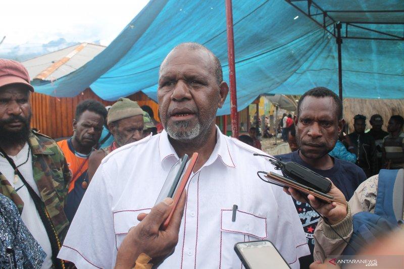 Bandara Wamena terancam luapan air Kali Uwe