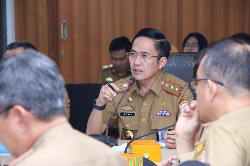 Pemkot Palembang pangkas  anggaran OPD