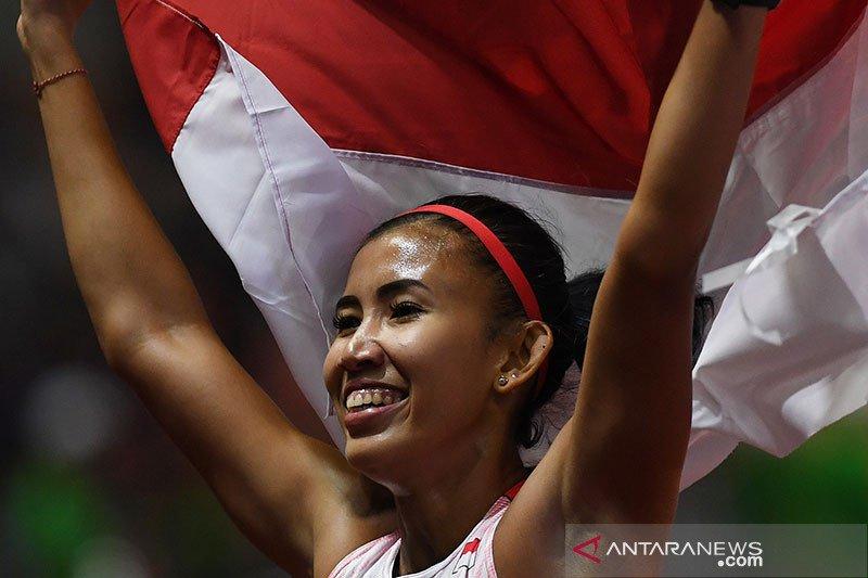 Perolehan medali SEA Games 2019, Indonesia peringkat empat di bawah Thailand dan Vietnam