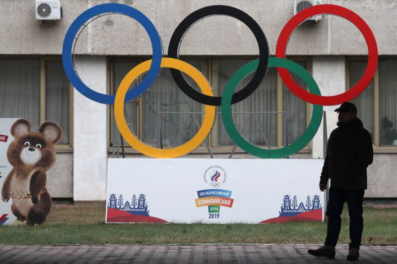 Memanipulasi data laboratorium, Rusia dilarang tampil dalam Olimpiade dan kejuaraan dunia