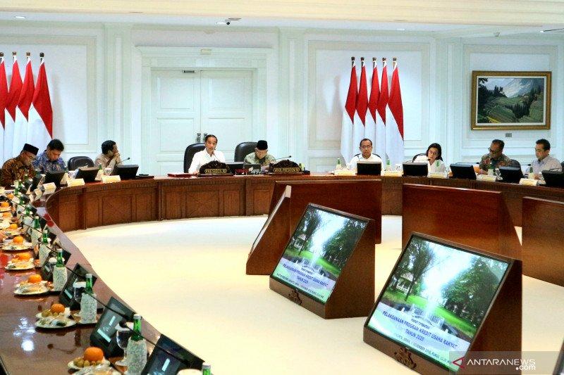 Presiden Jokowi arahkan KUR ke sektor lebih produktif