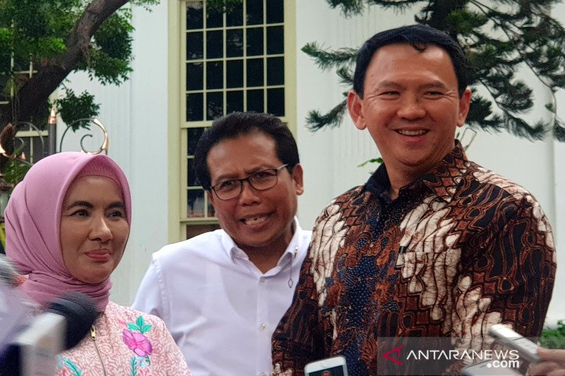 Pimpinan Pertamina temui Presiden Jokowi bahas petrokimia