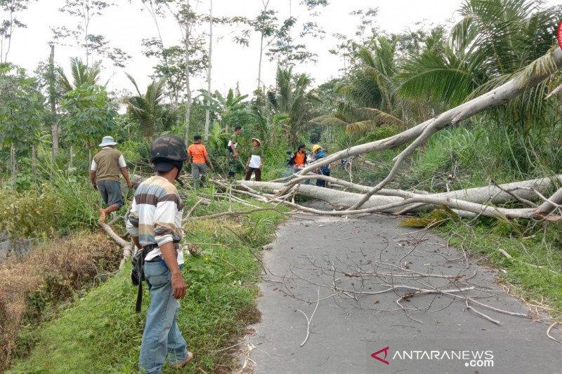 BPBD Sleman aktifkan posko tanggap darurat di Desa Sendangrejo