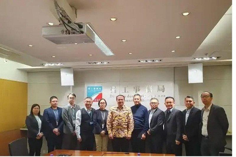 Tingkatkan pelayanan pelindungan PMI, Plt Kepala BNP2TKI kunjungan kerja ke Hong Kong
