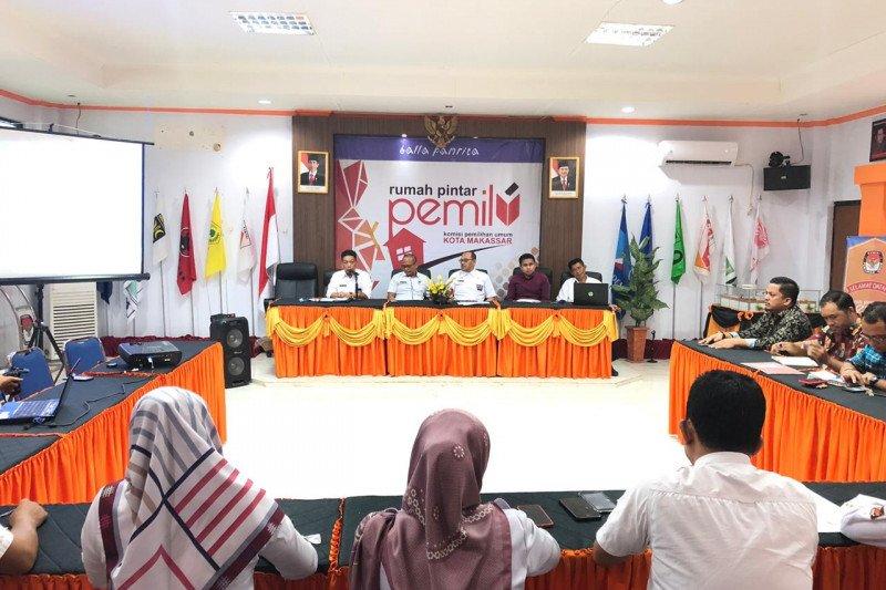 KPU Makassar libatkan BPKP awasi dana hibah Pilkada serentak