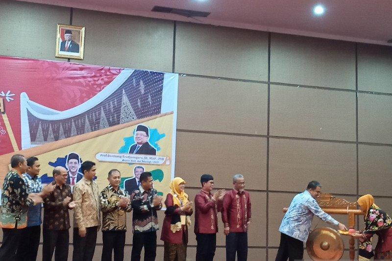 Forum SPI PTN dan LL Dikti se-Indonesia gelar Raker Satuan Pengawasan Internal di Padang