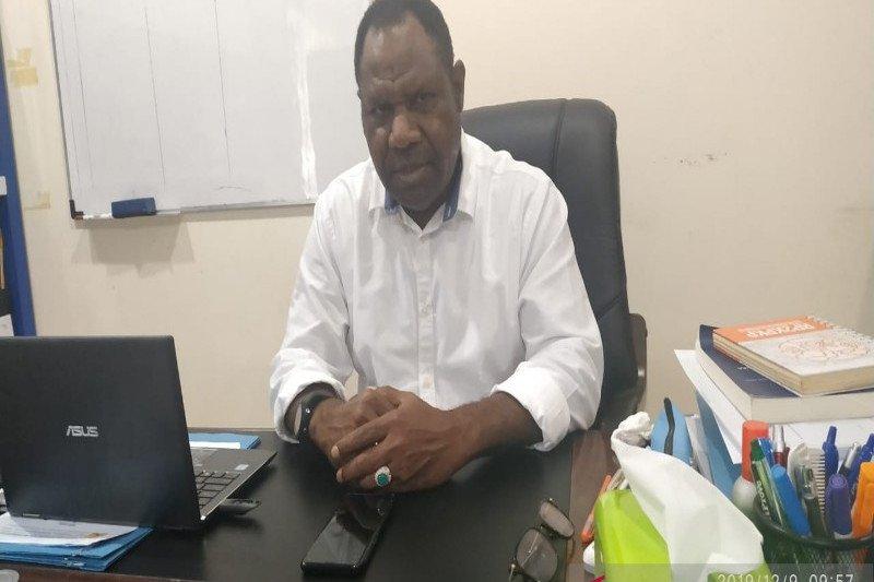 Rehabilitasi kantor KPU Papua terkendala gambar desain