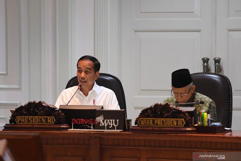Presiden arahkan pengembangan UMKM secara terpadu