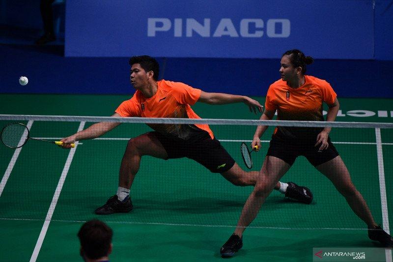 Indonesia kembali lewati Vietnam berkat emas Greysa/Apriyani di SEA Games