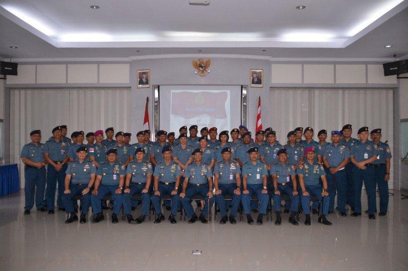 32 Perwira Lantamal dilantik sebagai penyidik Tipiter