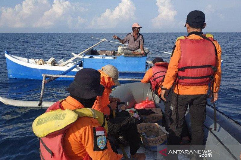 SAR gabungan perluas area pencarian nelayan hilang