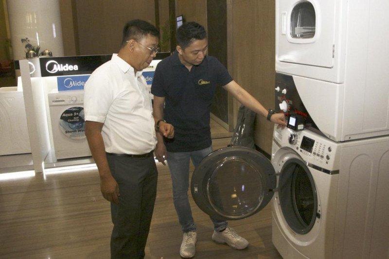 Mesin cuci berbasis IoT ini pas untuk usaha jasa laundry