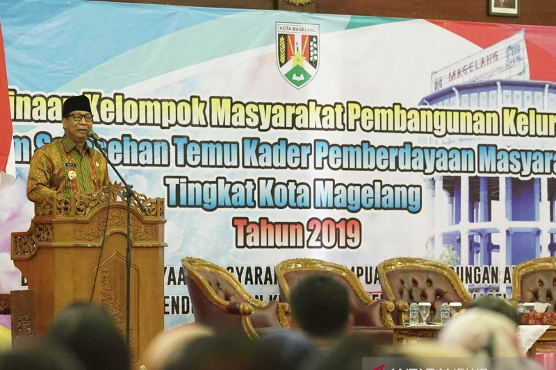 LPMK penggerak pembangunan Kota Magelang