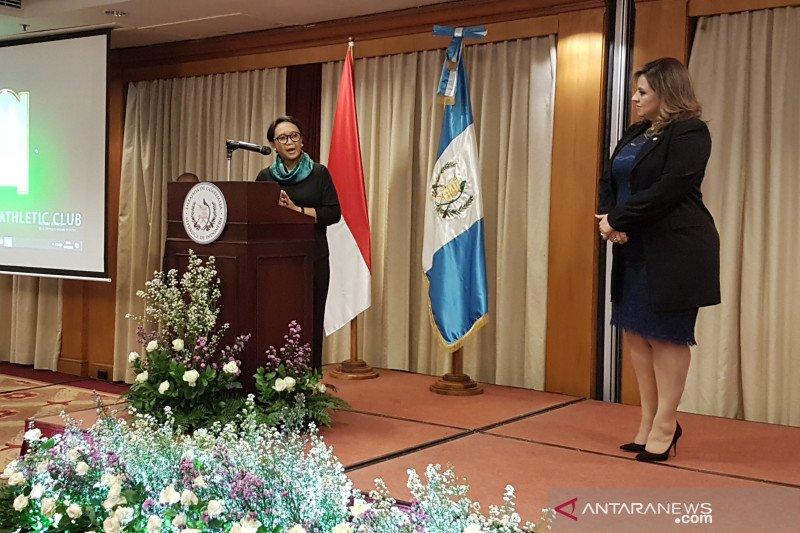 Pembukaan Kedutaan Guatemala diharapkan tingkatkan hubungan ekonomi