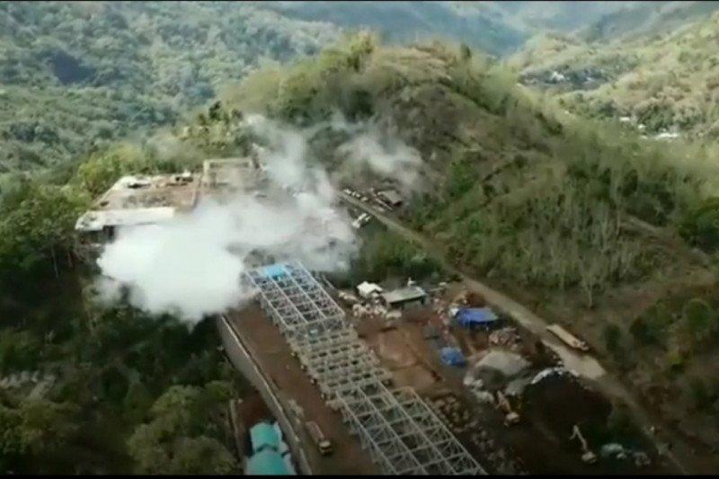 Pemerintah teken MoU penyelesaian masalah sosial panas bumi Wae Sano