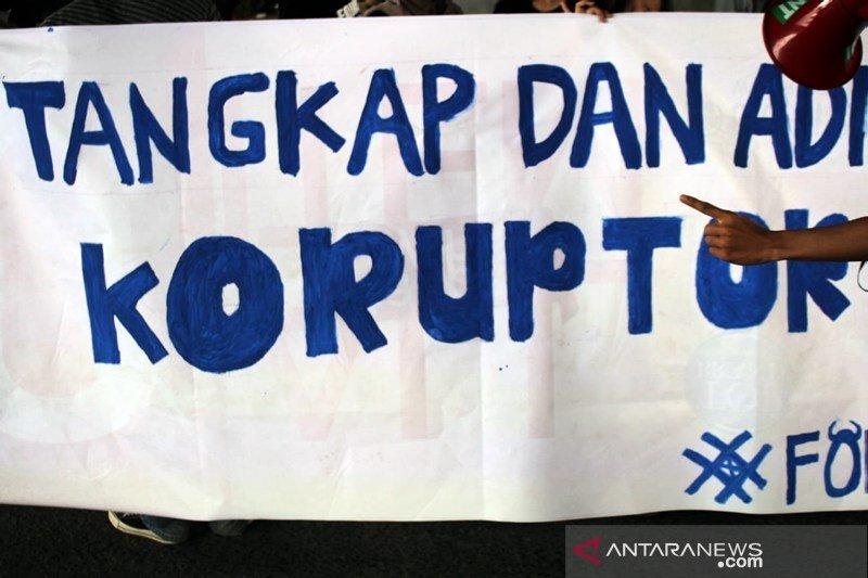 Aksi Hari Anti Korupsi