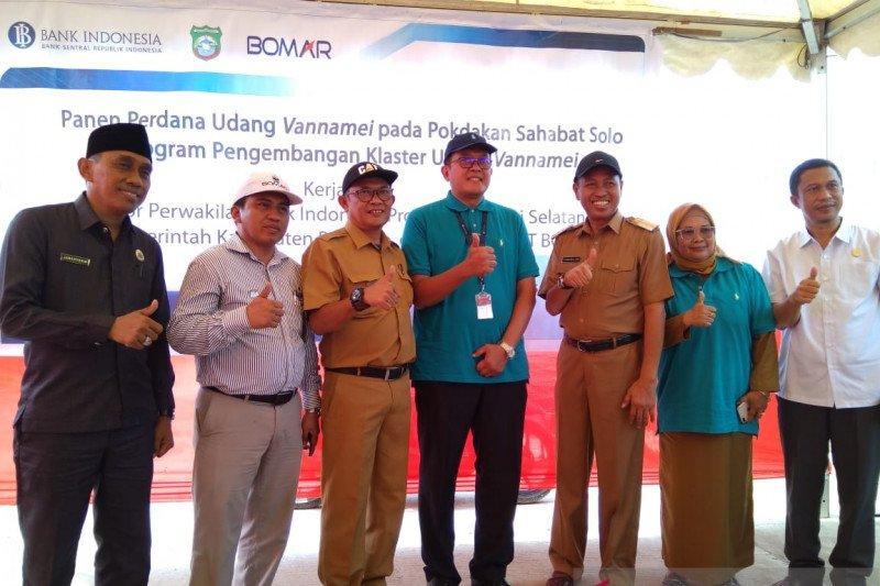 PT Bomar kekurangan pasokan udang untuk penuhi kebutuhan ekspor