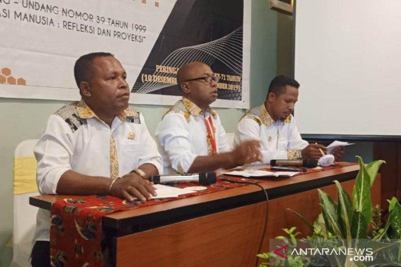Pengaduan kasus HAM di Papua meningkat drastis sepanjang 2019