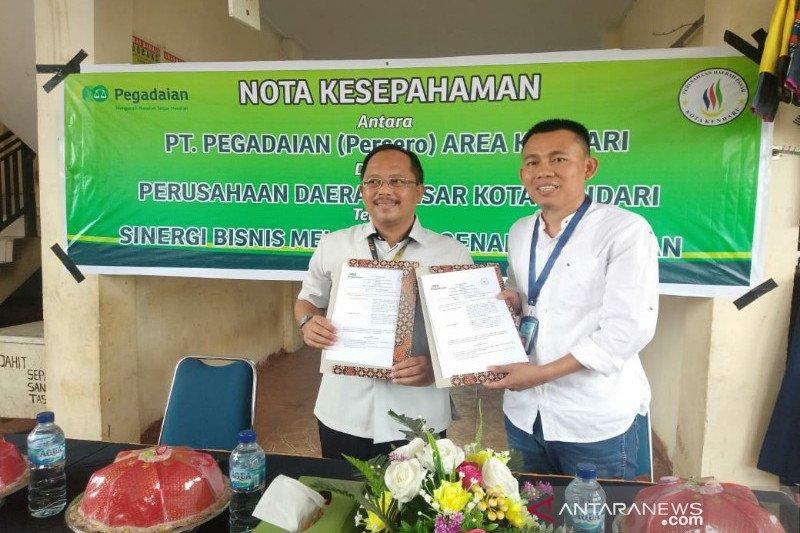 PD Pasar-PT Penggadaian taken MoU soal sinergi modal usaha
