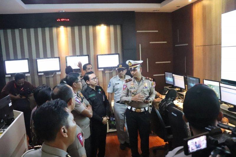 Kepala Korlantas Polri apresiasi inovasi TACS di Tulungagung