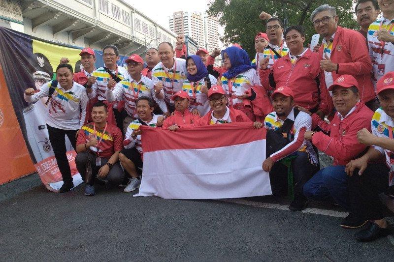 Wakil Wali Kota Bandung bawa 50 Bobotoh dukung timnas di Manila Filipina