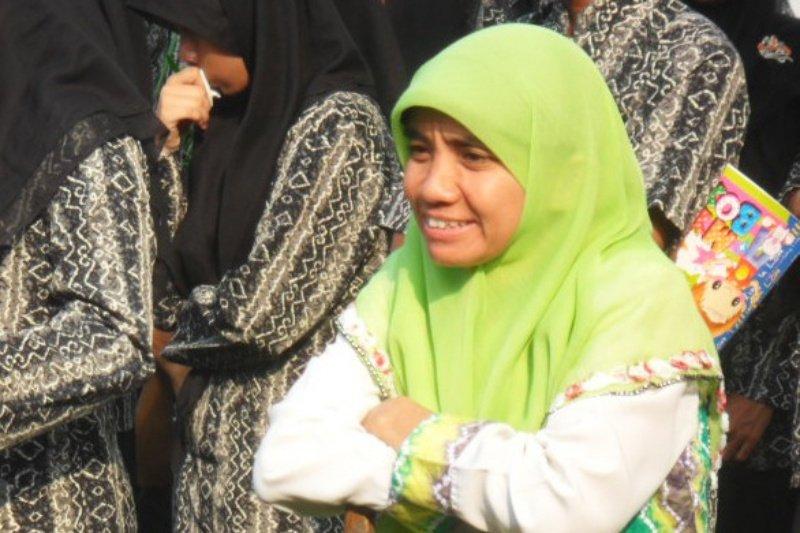 Siti Habibah, pejuang lingkungan wujudkan sekolah adiwiyata