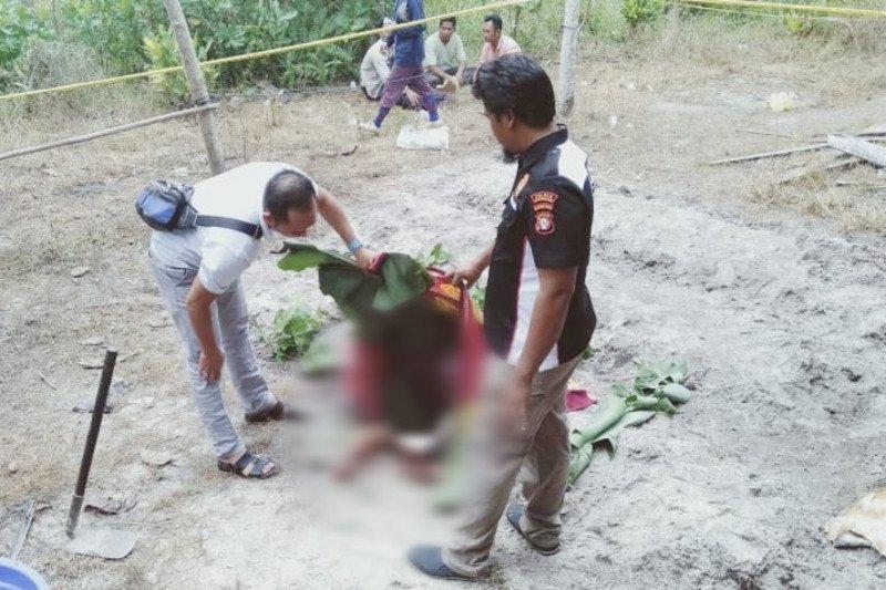 Karyawan sawit diduga bunuh istri akibat pengaruh ilmu hitam