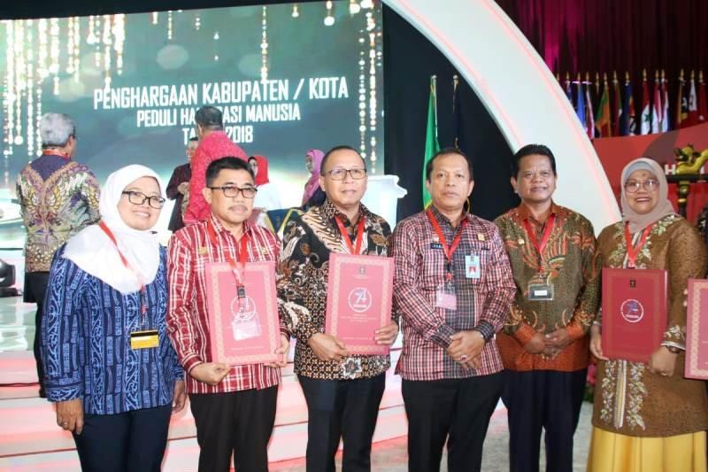 Sulawesi Barat raih penghargaan sebagai Provinsi Peduli HAM