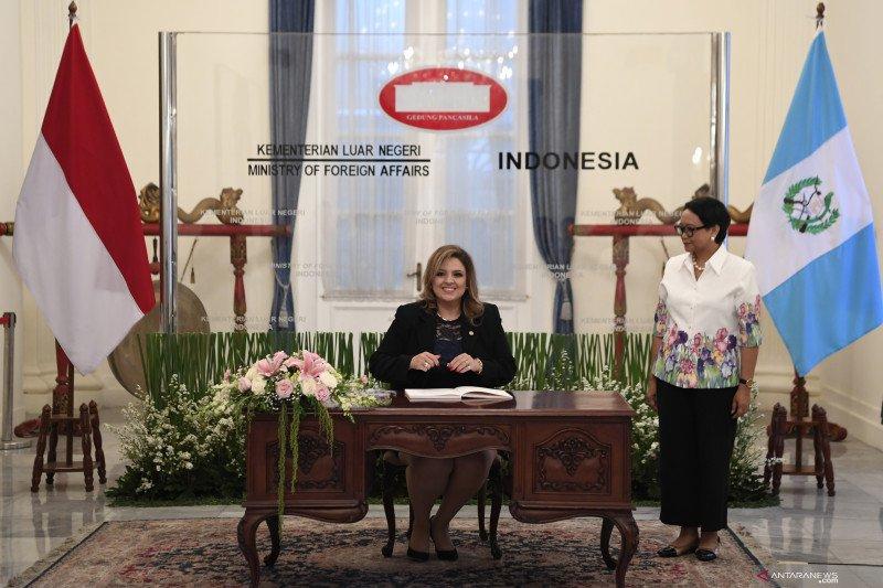 Kedutaan besar Guatelama di Jakarta akan diresmikan