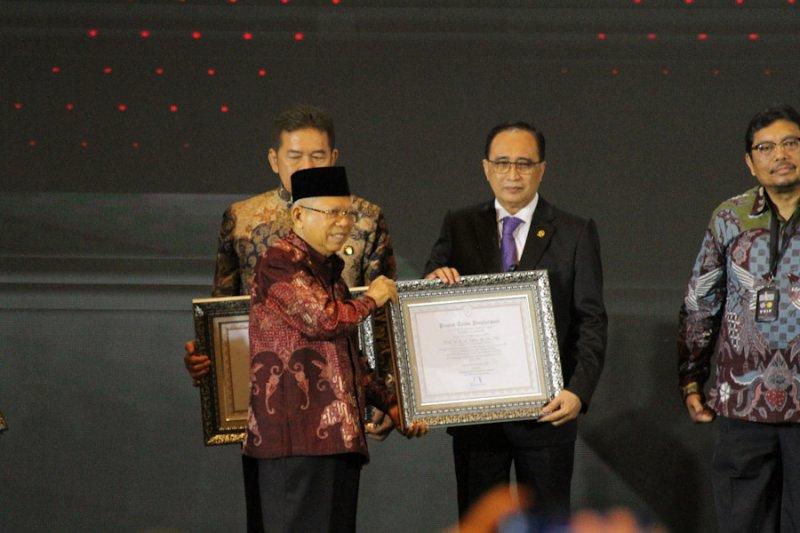 PT Tanjungkarang raih penghargaan WBK dan WBBM
