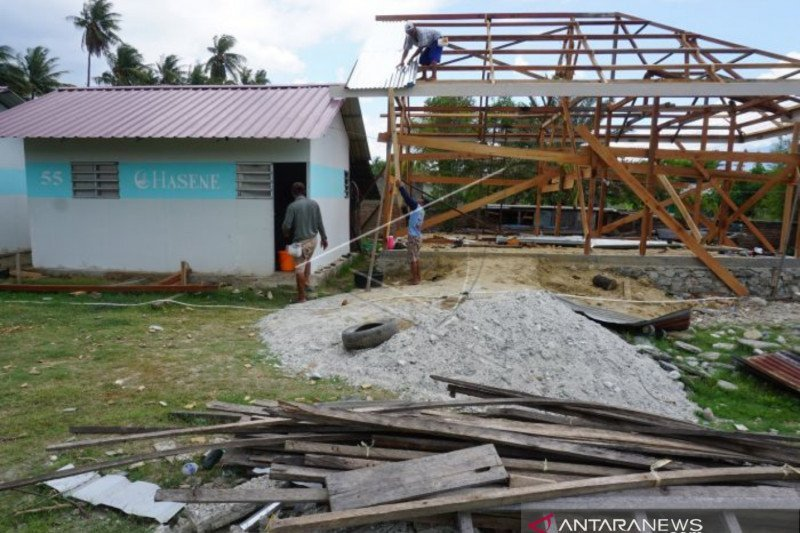 Pemkot Palu akan verifikasi sisa data rumah rusak korban bencana