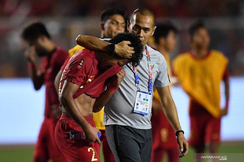 Indonesia raih perak sepak bola Sea Games 2019