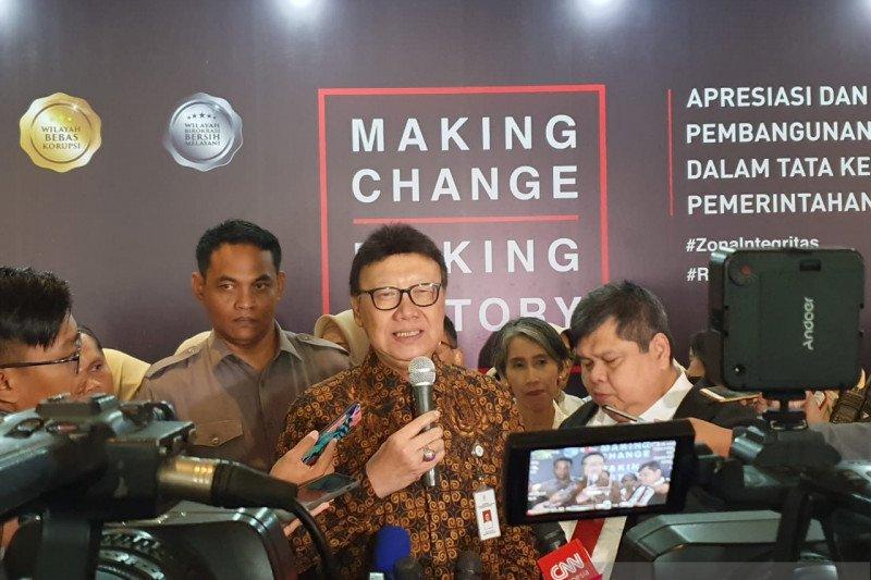 Menteri PANRB: Kalau mau jadi ASN harus ikut aturan SKB radikalisme
