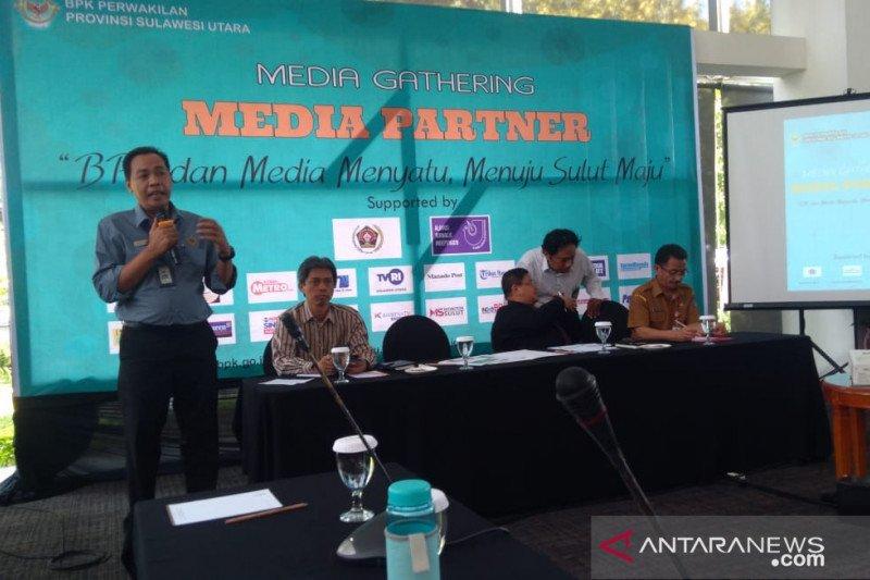 BPK Sulut selamatkan uang negara Rp11,9 miliar