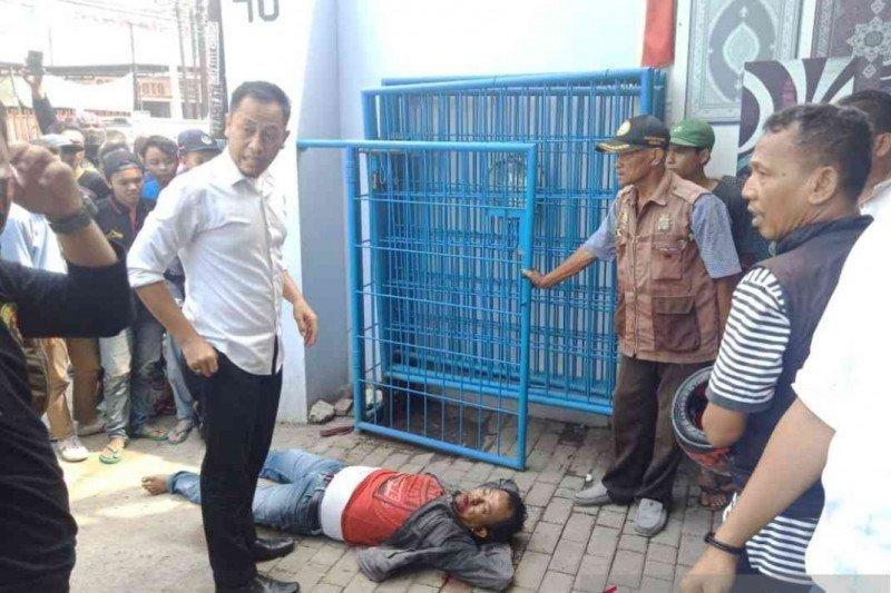 Seorang pelaku curanmor tewas dihakimi warga