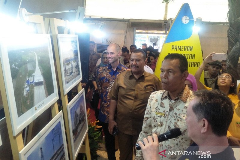 Nusantara Expo presents regional handicraft products in Indonesia