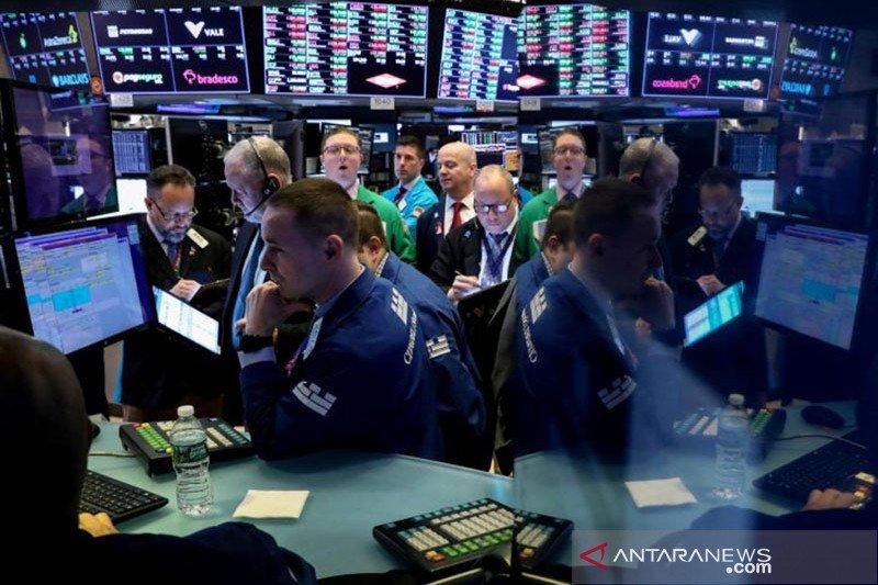 Saham-saham Wall Street menguat di tengah optimisme atas kesepakatan perdagangan