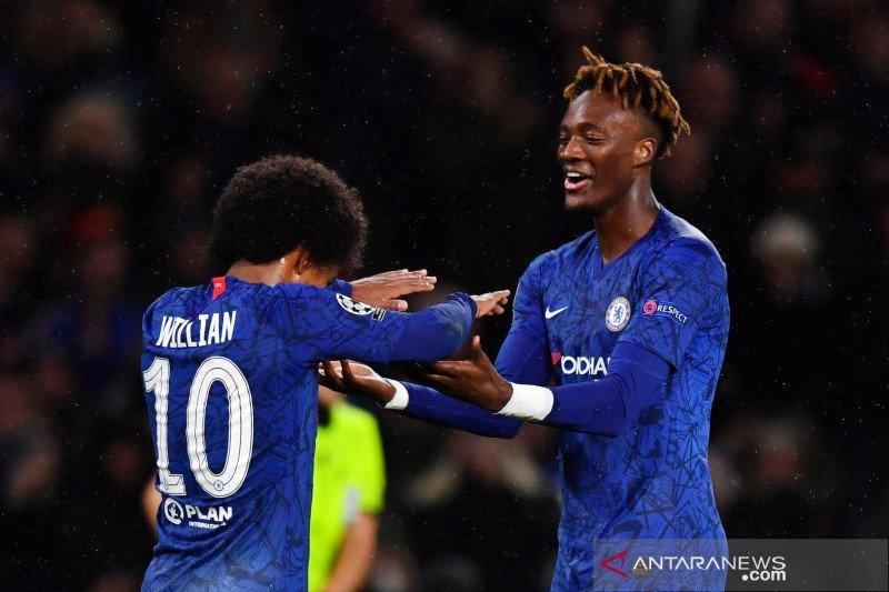 Chelsea amankan langkah ke fase gugur Liga Champions setelah taklukkan Lille