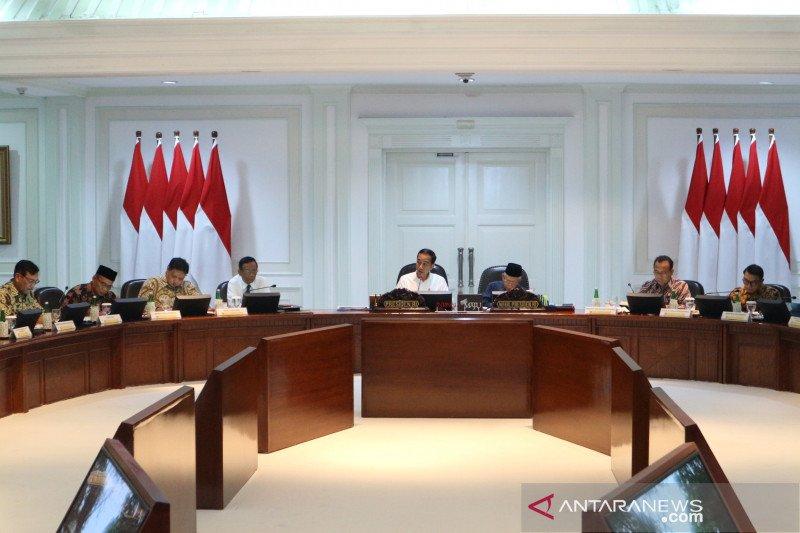 Presiden memerintahkan pembangunan industri substitusi produk impor