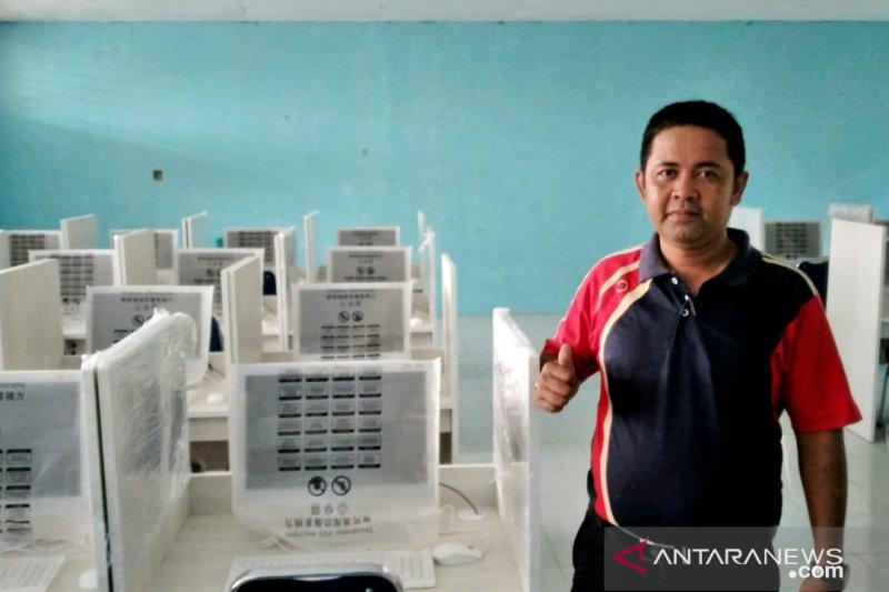SMP 14 Bintan Perdana UNBK 2020