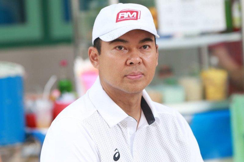 "Rycko gaungkan tagline ""Bandar Lampung Baru"""