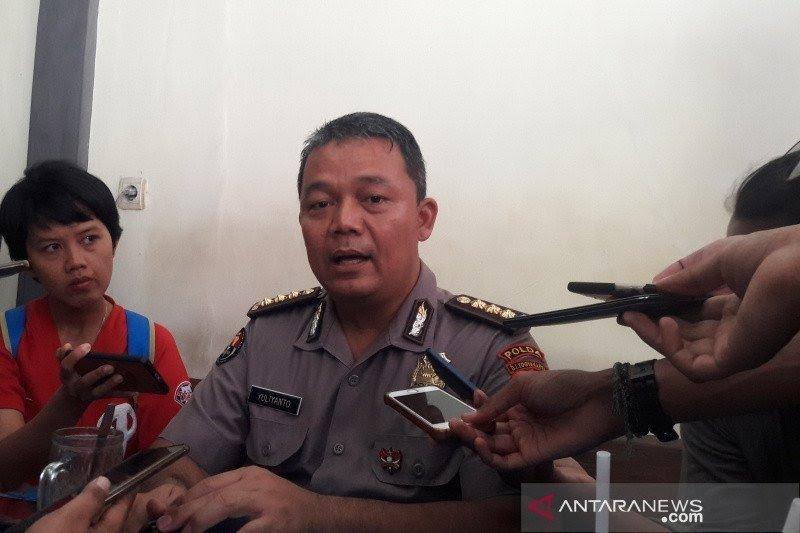 Polisi lacak pelaku pelemparan bom molotov di Sleman