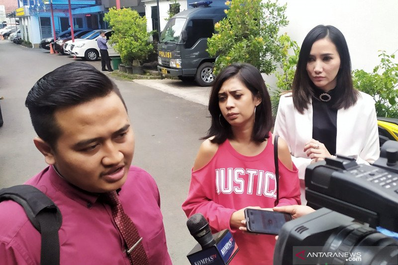 Karen Indonesian Idol diperiksa Polrestabes Bandung terkait kekerasan