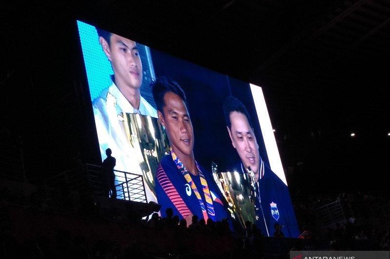 Roger Casugay terpilih sebagai atlet fair play SEA Games 2019