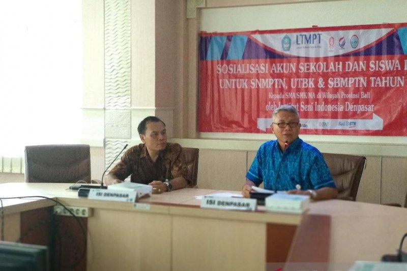 ISI Denpasar jadi penyelenggara pusat UTBK dalam SBMPTN 2020