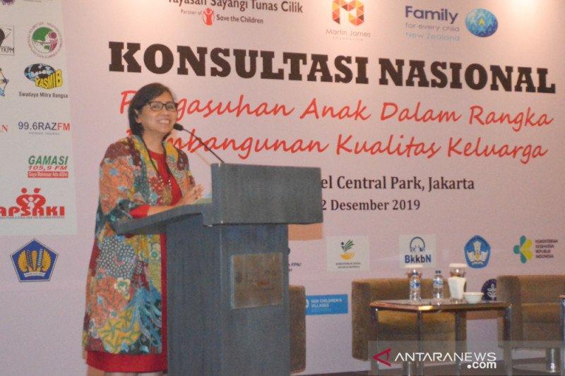 KPPPA: Ada kekosongan hukum dalam pengaturan pengasuhan anak