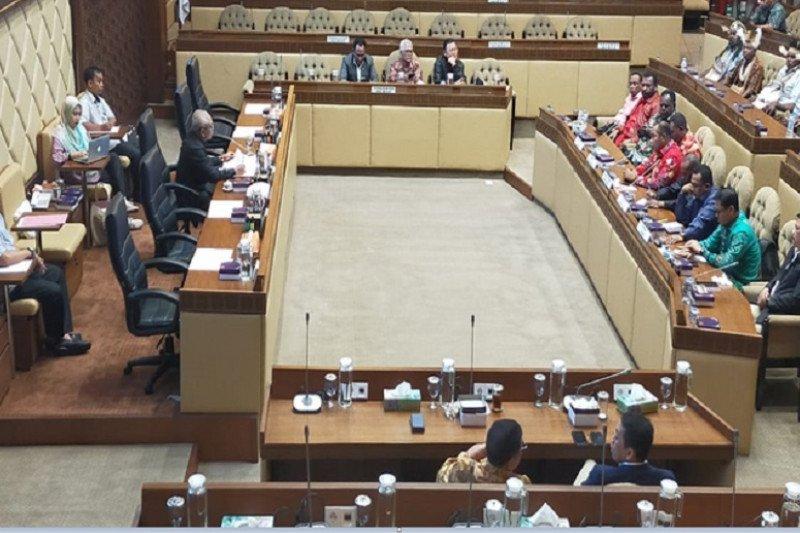 Komisi II DPR RI terima aspirasi pemekaran Papua Selatan