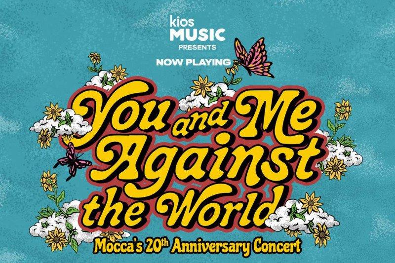 Mocca merayakan dua dekade bermusik lewat konser
