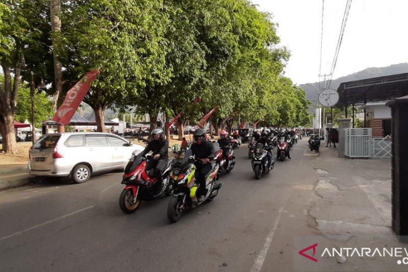 DAW Gelar ADV Urban Explore di Gorontalo
