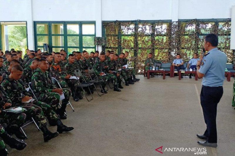 Imigrasi Palembang bekali Satgas Raiders ke perbatasan